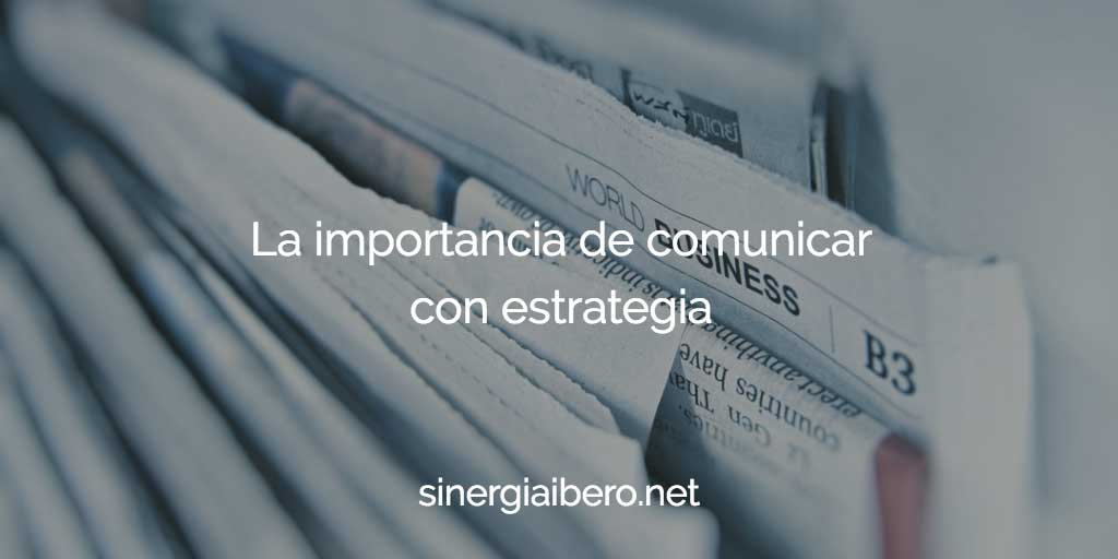 comunicar con estrategia