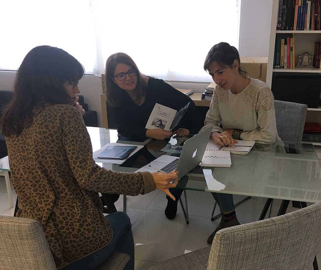 Conversando con María Garzón Molina, directora y fundadora de iMades Communication.